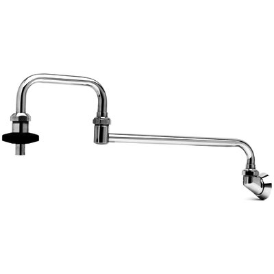 One Handle Wall Mount Pot Filler Faucet