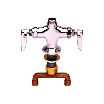 Deck Mount Centerset Faucet Without Spout