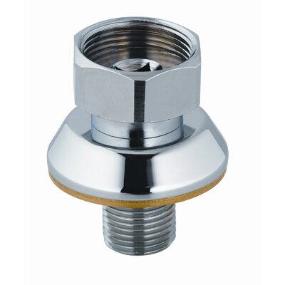 Male Inlet with Adjustable Flange
