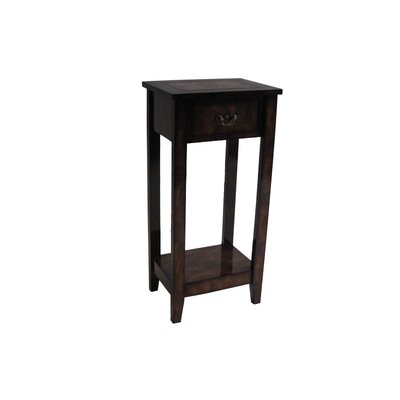 Financing End Table...