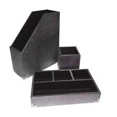 3 Piece Desk Organizer FP-4420-3B