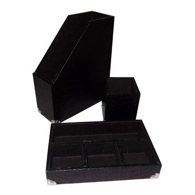3 Piece Desk Organizer FP-4420-3E