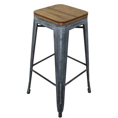 Manor Wood 30.5 Bar Stool