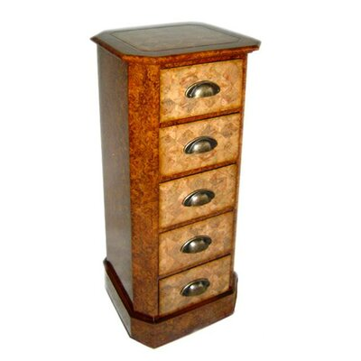 5 Drawer Tall Storage Chest FP-2446