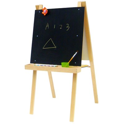 A+ Child Supply Economy Art Easel with Black / Dry Erase Board at Sears.com
