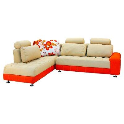 Jessica 2 Piece Kids Sofa Set