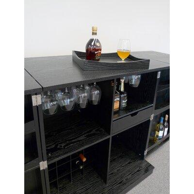 Eagan California Bar Cabinet