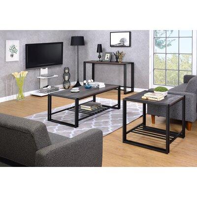 Fogg 3 Piece Coffee Table Set