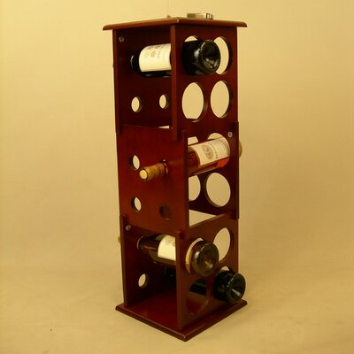 Fuji 12 Bottle Floor Wine Rack