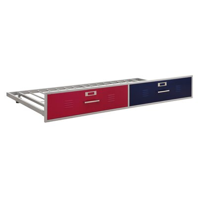 Trundle for Junior Twin Locker Bed