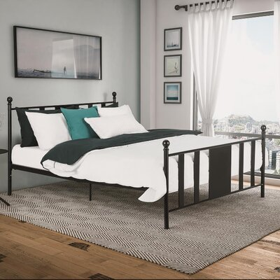 Troupsburg Platform Bed Size: Full