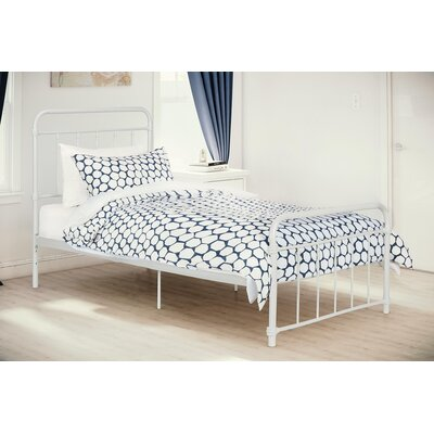 Tianna Platform Twin Bed Size: Full, Finish: White