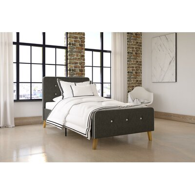 Jameson Platform Bed Size: Twin