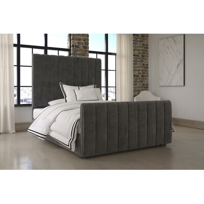 Dovercourt Upholstered Platform Bed Size: Full