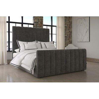 Dovercourt Upholstered Platform Bed Size: Queen