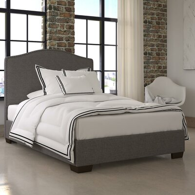 Karnes Upholstered Platform Bed Size: Full