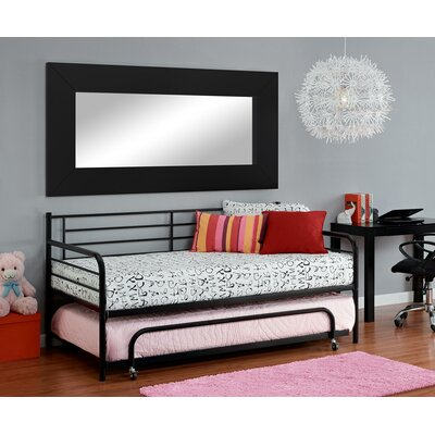 Trundle for Daybed Finish: Black