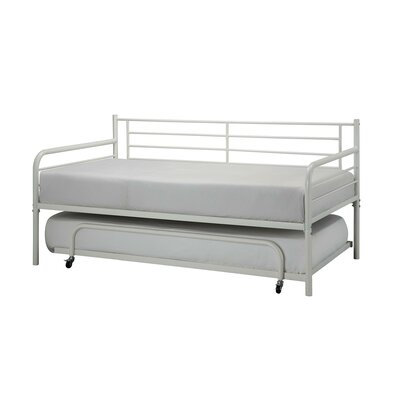 Trundle for Daybed Color: White