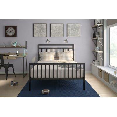 Glendale Modern Platform Bed Size: Full