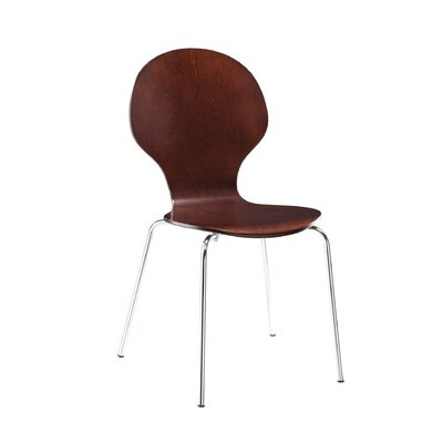 Low Price Dorel Home Products Bentwood Round Chair Finish: Espresso