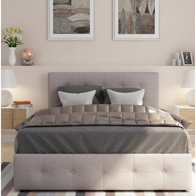 Houchins Upholstered Storage Platform Bed Size: Full