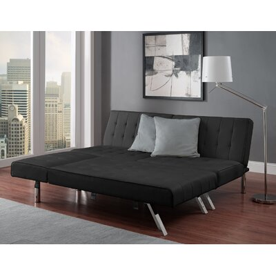 DHP Emily Chaise Lounger - Color: Black at Sears.com