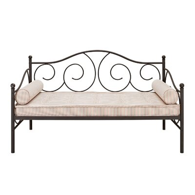 DHP Victoria Daybed - Color: Bronze, Size: Twin