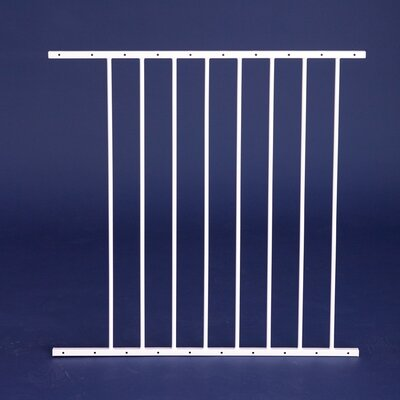 Gate Extension for 1210PW Maxi Pet Gate Size: 30 H x 24 W