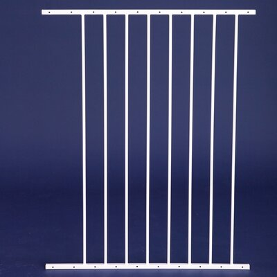 Gate Extension for 1210PW Maxi Pet Gate Size: 38 H x 24 W