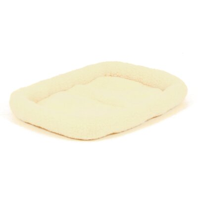 Muriel Fleece Pet Bed Size: Small