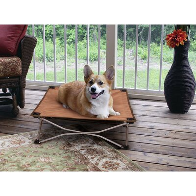 Portable Pup Travel Dog Cot Size: Small (26