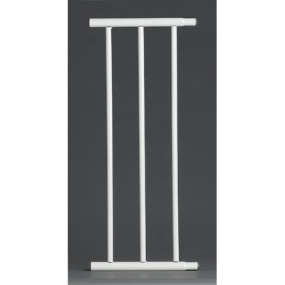 Gate Extension for 0680PW Mini Pet Gate Size: 18 H x 6 W