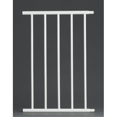 Gate Extension for 0680PW Mini Pet Gate Size: 18 H x 12 W