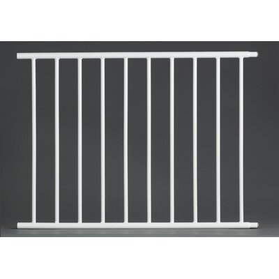 Gate Extension for 0680PW Mini Pet Gate Size: 18 H x 24 W
