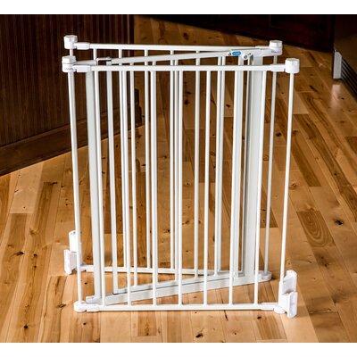Flexi Pet Gate Size: 38 H x 76 W