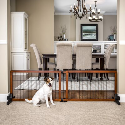Design Studio Free-standing Pet Gate