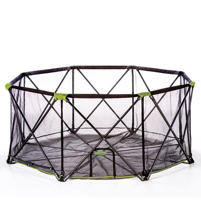 Pet Dog Pen Size: 26 H x 62 W x 62 D