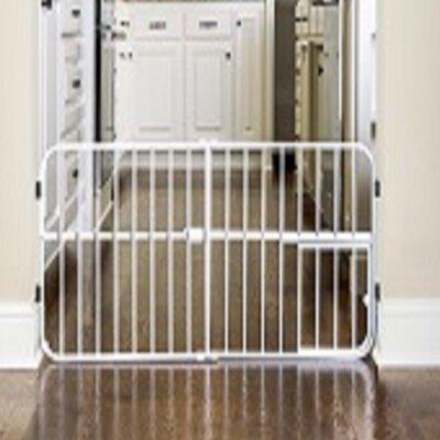 """Expandable Pet Gate Size: Mini Tuffy (18"""" H X 26-42"""" W X 1"""" D)"""