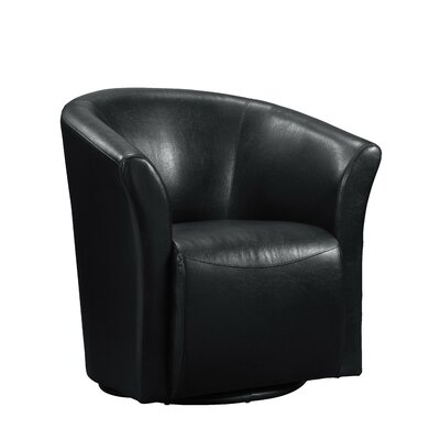Wade Logan Elisha Swivel Barrel Chair