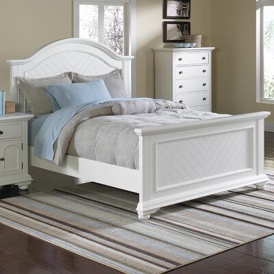 Furniture leasing Aden Panel Bed Size: Full, Finish: ...
