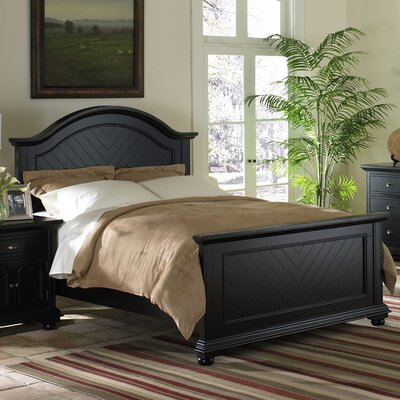 Loan for furniture Aden Panel Bed Size: Full, Finish: ...