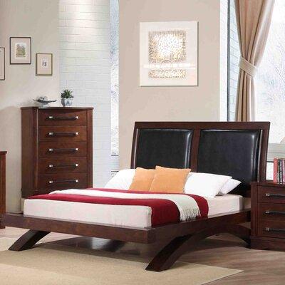 Greystone Americano Platform Bed