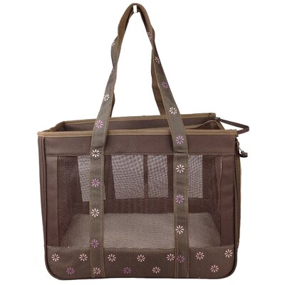 Surround View Posh Fashion Pet Carrier