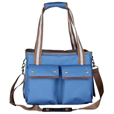 Onida Fashion Canvas Pet Carrier