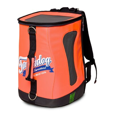 Pet Carrier Color: Orange