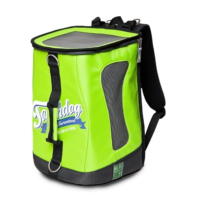 Pet Carrier Color: Yellow