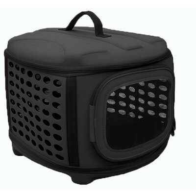 Glenham Pet Carrier Color: Black