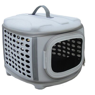 Pet Carrier Color: Gray