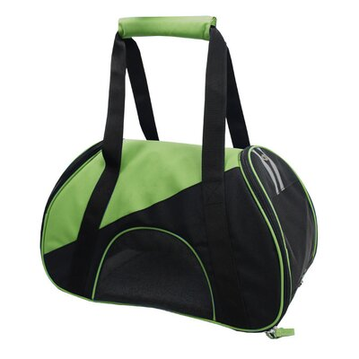 Pet Carrier Color: Green