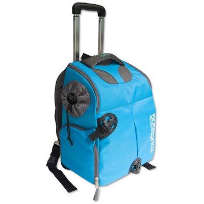 Pet Carrier Color: Blue
